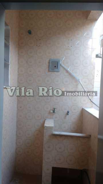 AREA - Apartamento Vista Alegre, Rio de Janeiro, RJ Para Alugar, 1 Quarto, 52m² - VAP10032 - 25