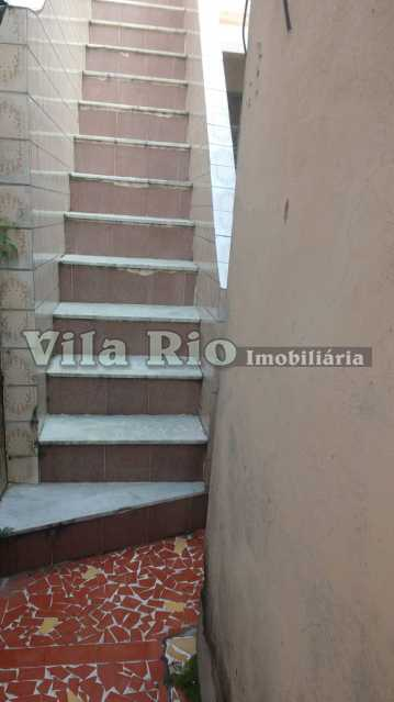 ESCADA - Apartamento Vista Alegre, Rio de Janeiro, RJ Para Alugar, 1 Quarto, 52m² - VAP10032 - 26