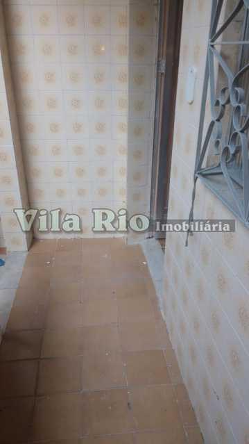 VARANDA 2 - Apartamento Vista Alegre, Rio de Janeiro, RJ Para Alugar, 1 Quarto, 52m² - VAP10032 - 27