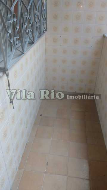 VARANDA 3 - Apartamento Vista Alegre, Rio de Janeiro, RJ Para Alugar, 1 Quarto, 52m² - VAP10032 - 28