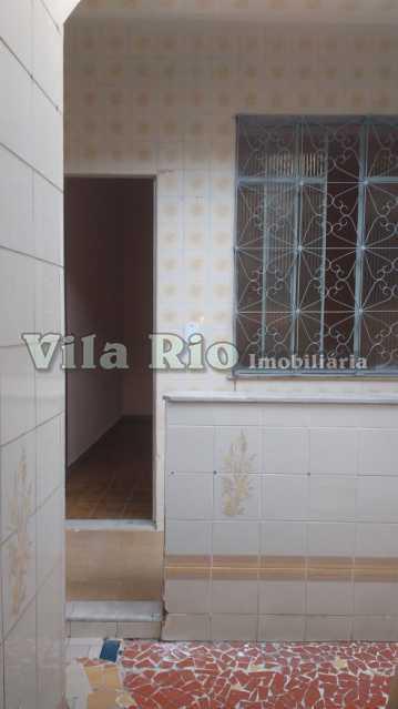 VARANDA - Apartamento Vista Alegre, Rio de Janeiro, RJ Para Alugar, 1 Quarto, 52m² - VAP10032 - 29