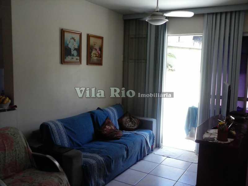 SALA 1 - Apartamento 2 quartos à venda Vila Valqueire, Rio de Janeiro - R$ 210.000 - VAP20339 - 1