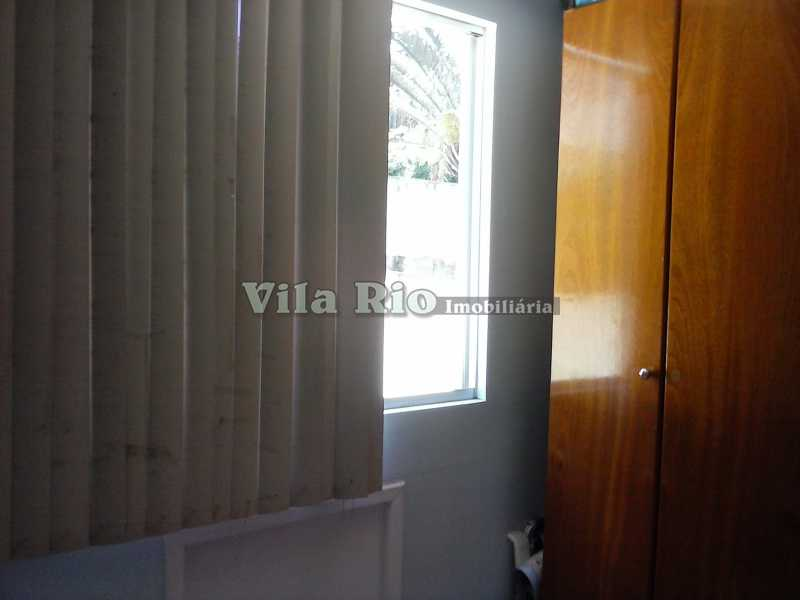 QUARTO1 3 - Apartamento 2 quartos à venda Vila Valqueire, Rio de Janeiro - R$ 210.000 - VAP20339 - 8