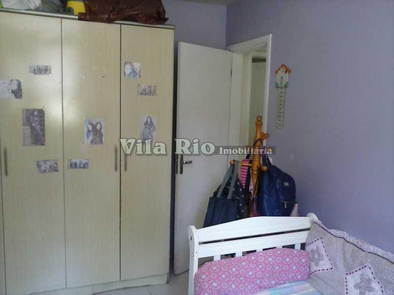 QUARTO2 1 - Apartamento 2 quartos à venda Vila Valqueire, Rio de Janeiro - R$ 210.000 - VAP20339 - 9