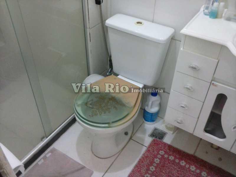BANHEIRO 1 - Apartamento 2 quartos à venda Vila Valqueire, Rio de Janeiro - R$ 210.000 - VAP20339 - 12