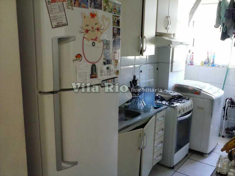 COZINHA 1 - Apartamento 2 quartos à venda Vila Valqueire, Rio de Janeiro - R$ 210.000 - VAP20339 - 15