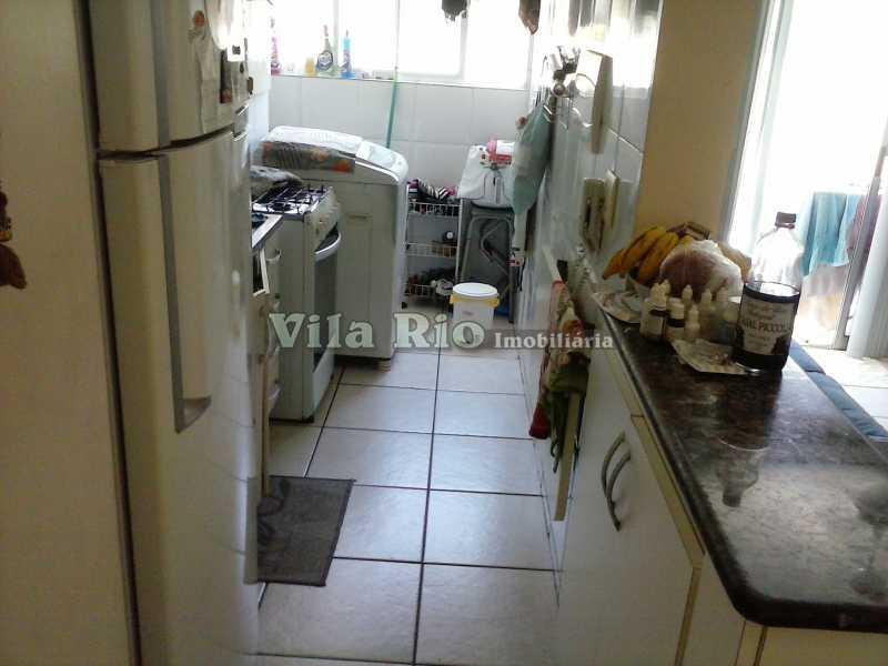 COZINHA 2 - Apartamento 2 quartos à venda Vila Valqueire, Rio de Janeiro - R$ 210.000 - VAP20339 - 16
