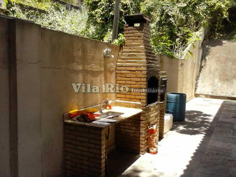 CHURRASQUEIRA - Apartamento 2 quartos à venda Vila Valqueire, Rio de Janeiro - R$ 210.000 - VAP20339 - 17