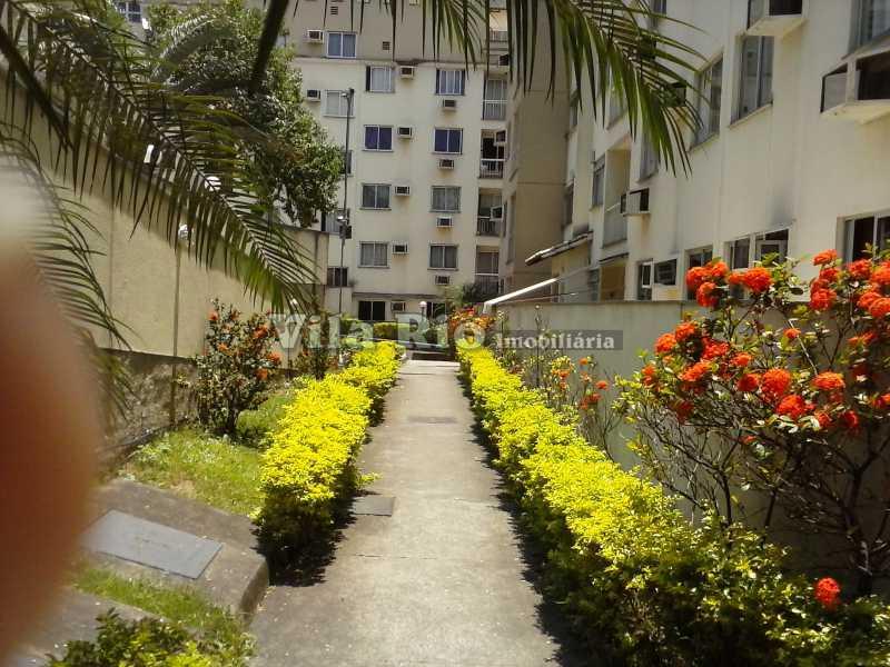 CIRCULAÇÃO EXTERNA - Apartamento 2 quartos à venda Vila Valqueire, Rio de Janeiro - R$ 210.000 - VAP20339 - 18