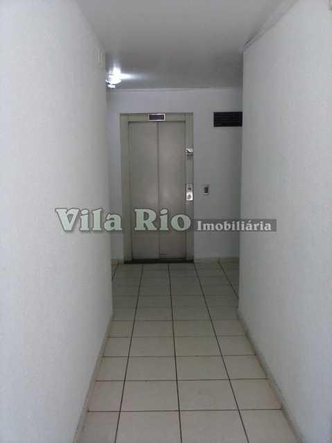 ELEVADOR - Apartamento 2 quartos à venda Vila Valqueire, Rio de Janeiro - R$ 210.000 - VAP20339 - 19