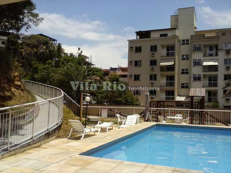 PISCINA 1 - Apartamento 2 quartos à venda Vila Valqueire, Rio de Janeiro - R$ 210.000 - VAP20339 - 21