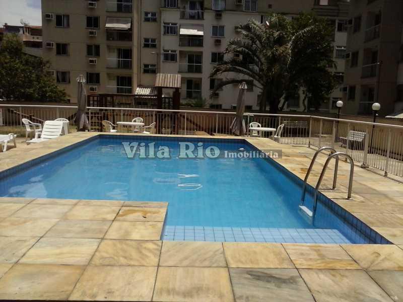 PISCINA 2 - Apartamento 2 quartos à venda Vila Valqueire, Rio de Janeiro - R$ 210.000 - VAP20339 - 22