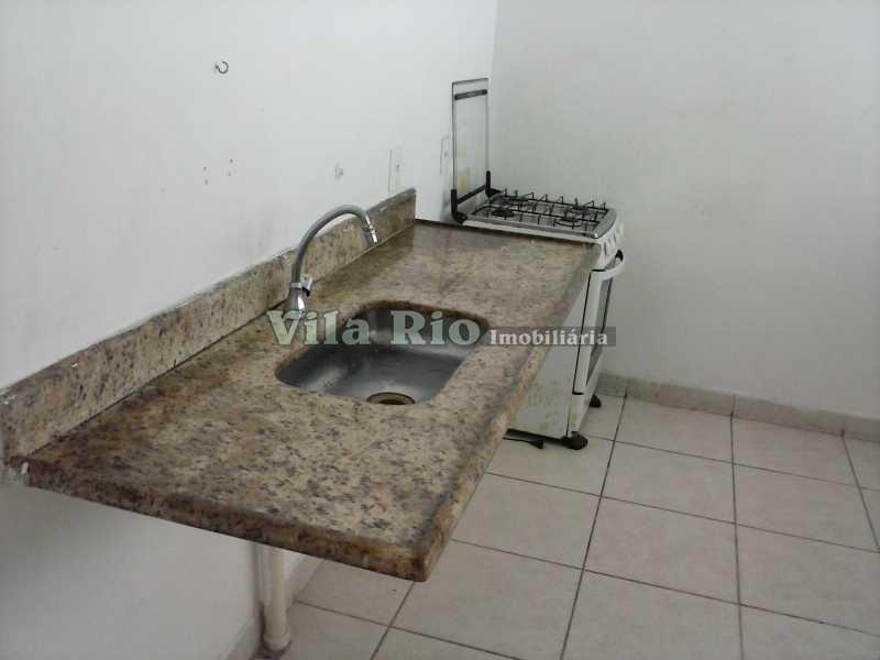 SALÃO - COZINHA - Apartamento 2 quartos à venda Vila Valqueire, Rio de Janeiro - R$ 210.000 - VAP20339 - 29