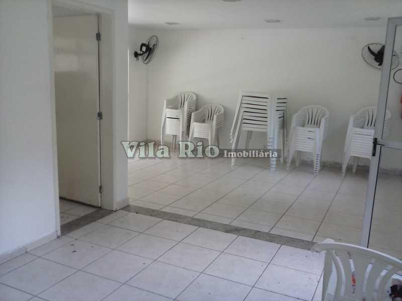SALÃO DE FESTAS 2 - Apartamento 2 quartos à venda Vila Valqueire, Rio de Janeiro - R$ 210.000 - VAP20339 - 30