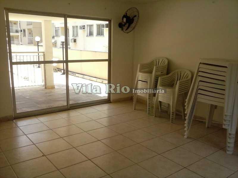 SALÃO DE FESTAS - Apartamento 2 quartos à venda Vila Valqueire, Rio de Janeiro - R$ 210.000 - VAP20339 - 31