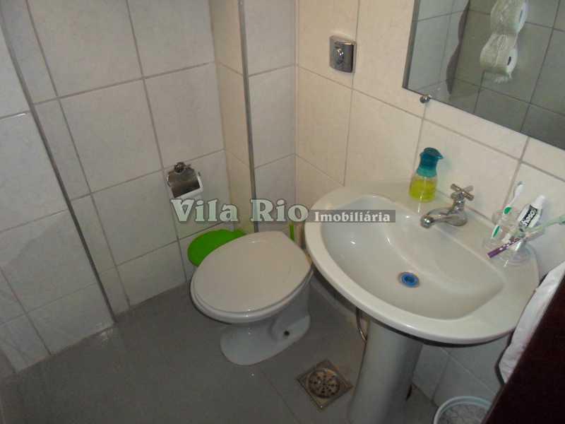 BANHEIRO 1 - Cobertura Vila da Penha, Rio de Janeiro, RJ À Venda, 3 Quartos, 83m² - VCO30008 - 10