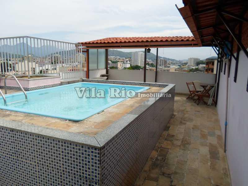 PISCINA 2 - Cobertura Vila da Penha, Rio de Janeiro, RJ À Venda, 3 Quartos, 83m² - VCO30008 - 29