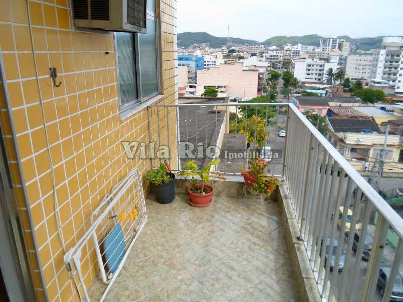 VARANDA 1 - Cobertura Vila da Penha, Rio de Janeiro, RJ À Venda, 3 Quartos, 83m² - VCO30008 - 30