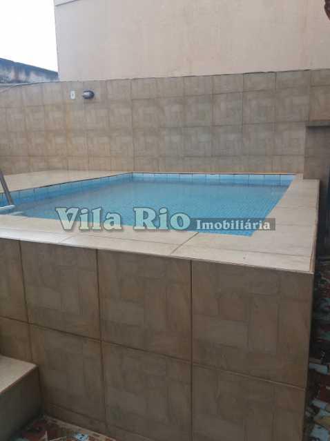 PISCINA 1 - Casa 3 quartos à venda Irajá, Rio de Janeiro - R$ 800.000 - VCA30035 - 1