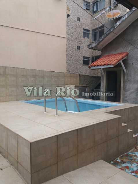 PISCINA - Casa 3 quartos à venda Irajá, Rio de Janeiro - R$ 800.000 - VCA30035 - 3