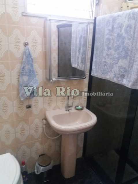 BANHEIRO 2 - Casa 3 quartos à venda Irajá, Rio de Janeiro - R$ 800.000 - VCA30035 - 18
