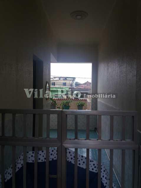 CIRCULAÇÃO - Casa 3 quartos à venda Irajá, Rio de Janeiro - R$ 800.000 - VCA30035 - 25