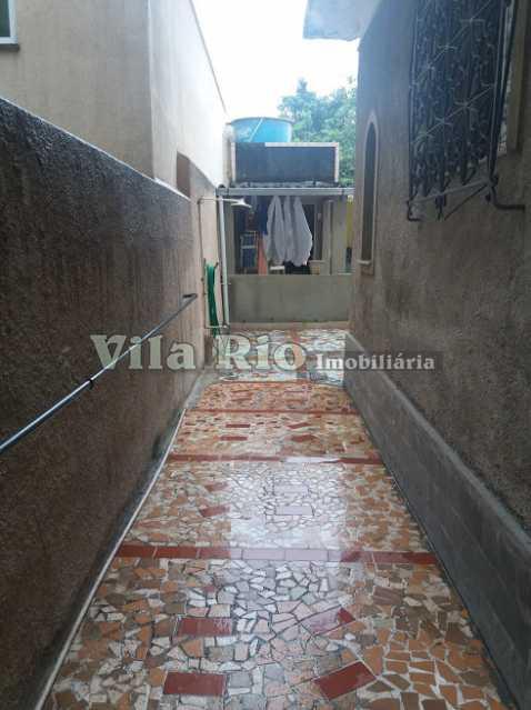 TERRAÇO 3 - Casa 3 quartos à venda Irajá, Rio de Janeiro - R$ 800.000 - VCA30035 - 30