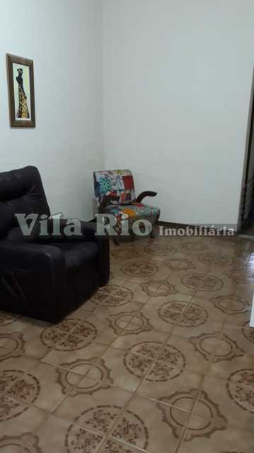 SALA 1 - Casa 3 quartos à venda Irajá, Rio de Janeiro - R$ 800.000 - VCA30035 - 4