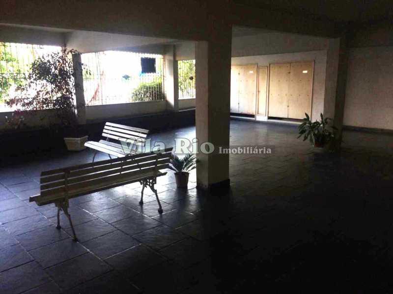 HALL - Apartamento 2 quartos à venda Vicente de Carvalho, Rio de Janeiro - R$ 290.000 - VAP20340 - 20