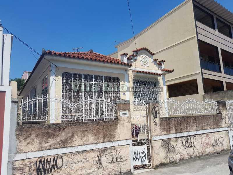 FRENTE - Terreno Bifamiliar à venda Vila da Penha, Rio de Janeiro - R$ 1.100.000 - VBF00001 - 1