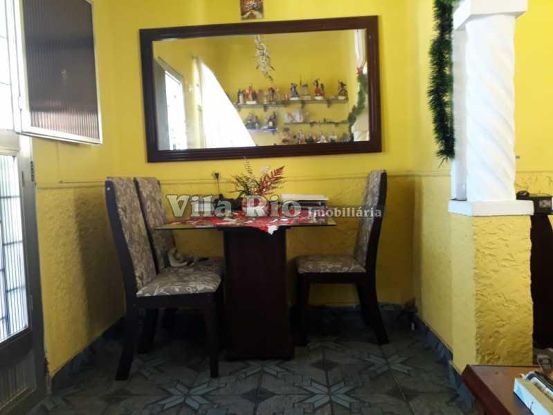 Saleta - Casa 4 quartos à venda Vaz Lobo, Rio de Janeiro - R$ 420.000 - VCA40023 - 4
