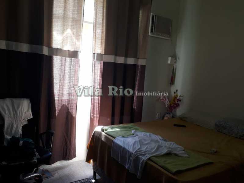 Quarto 2.1 - Casa 4 quartos à venda Vaz Lobo, Rio de Janeiro - R$ 420.000 - VCA40023 - 6