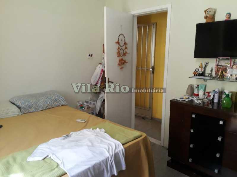 Quarto 2 - Casa 4 quartos à venda Vaz Lobo, Rio de Janeiro - R$ 420.000 - VCA40023 - 8