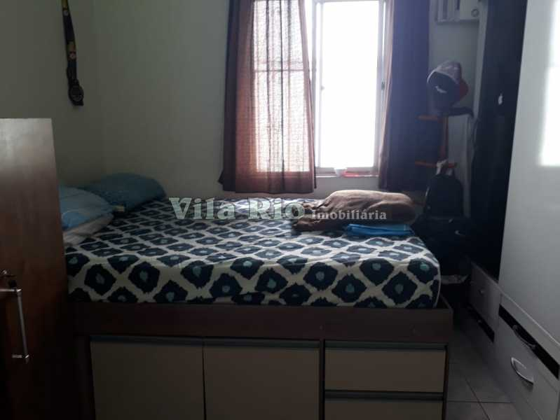 Quarto 3 - Casa 4 quartos à venda Vaz Lobo, Rio de Janeiro - R$ 420.000 - VCA40023 - 9