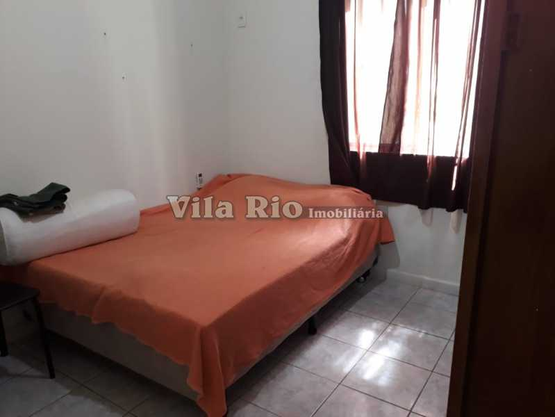 Quarto 4.1 - Casa 4 quartos à venda Vaz Lobo, Rio de Janeiro - R$ 420.000 - VCA40023 - 10
