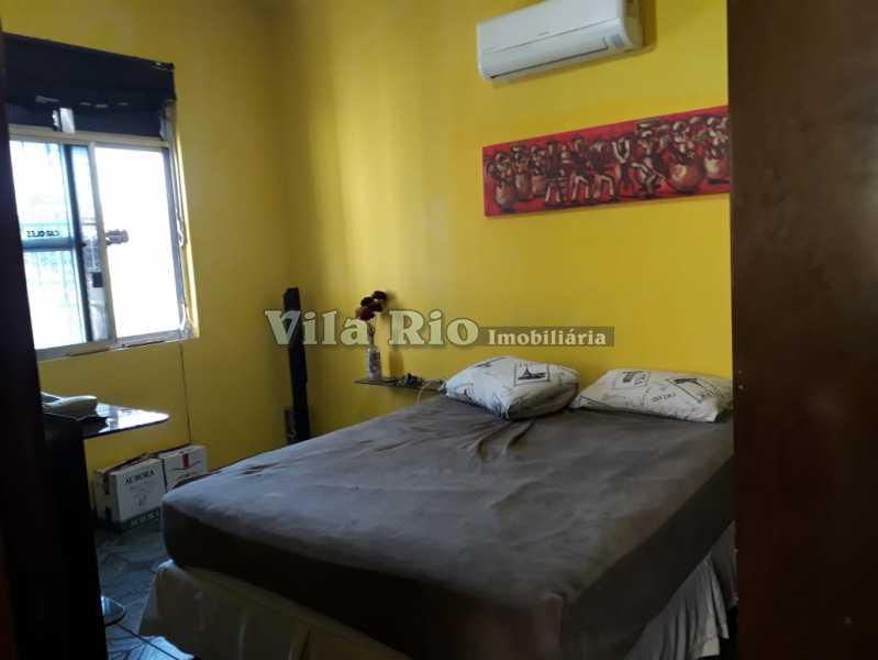 Quarto1.1 - Casa 4 quartos à venda Vaz Lobo, Rio de Janeiro - R$ 420.000 - VCA40023 - 12