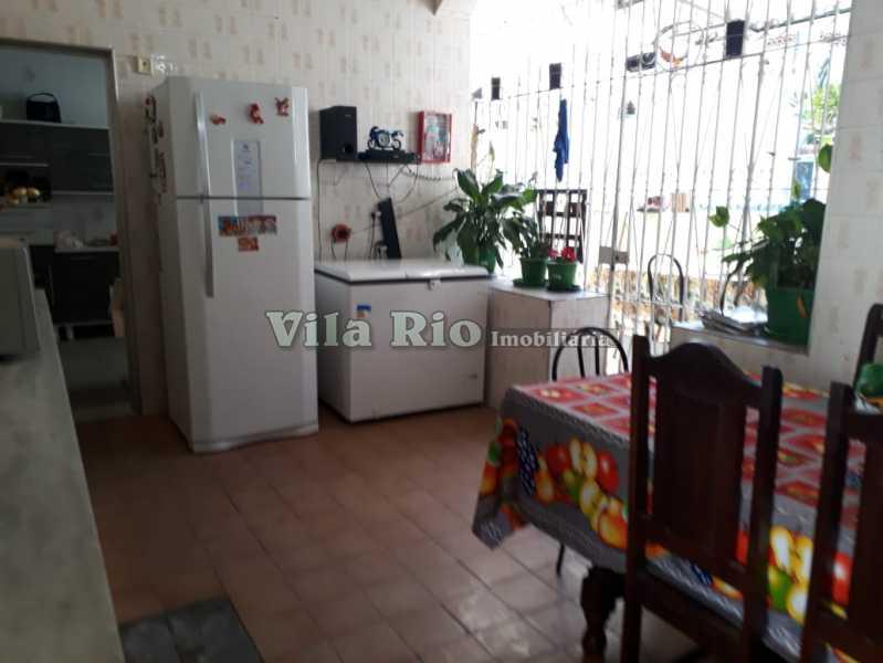 Copa - Casa 4 quartos à venda Vaz Lobo, Rio de Janeiro - R$ 420.000 - VCA40023 - 16