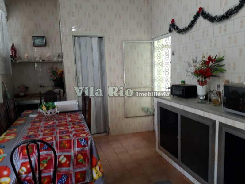 Copa1 - Casa 4 quartos à venda Vaz Lobo, Rio de Janeiro - R$ 420.000 - VCA40023 - 17