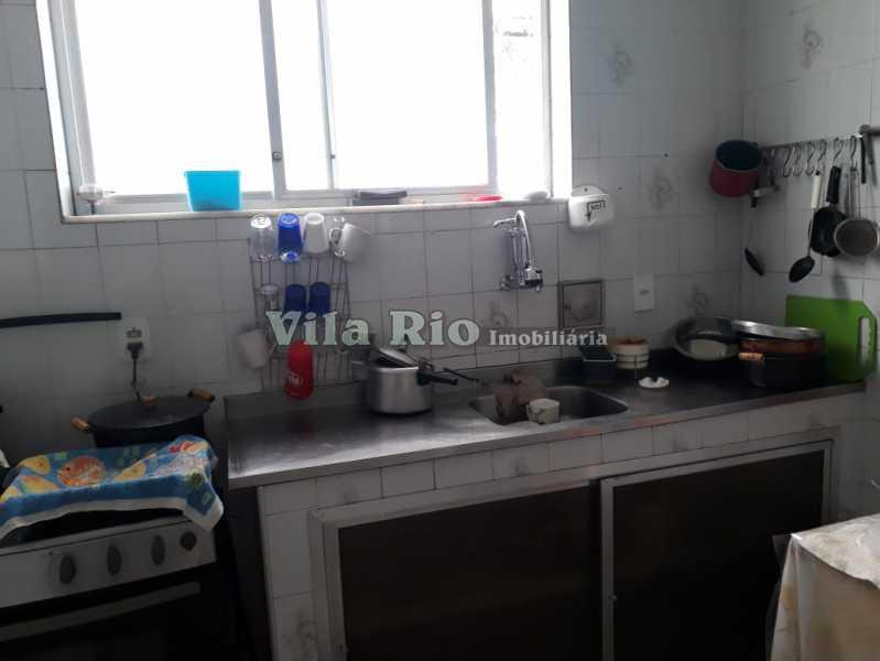 Cozinha - Casa 4 quartos à venda Vaz Lobo, Rio de Janeiro - R$ 420.000 - VCA40023 - 18
