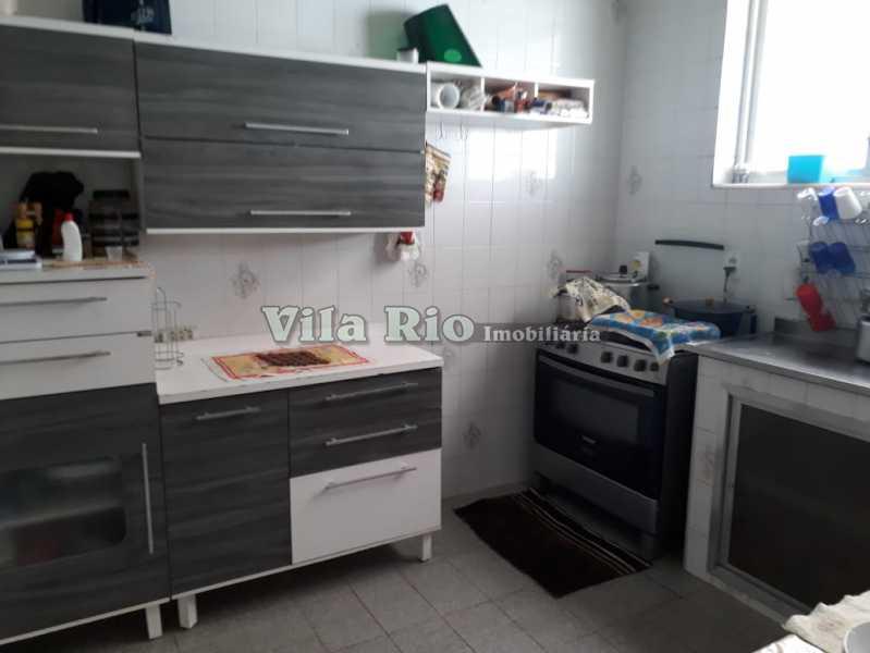Cozinha1.2 - Casa 4 quartos à venda Vaz Lobo, Rio de Janeiro - R$ 420.000 - VCA40023 - 19