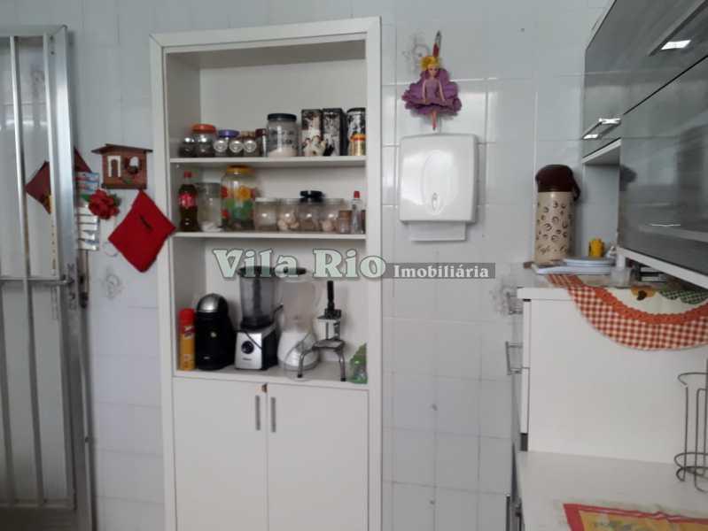 Cozinha1 - Casa 4 quartos à venda Vaz Lobo, Rio de Janeiro - R$ 420.000 - VCA40023 - 20