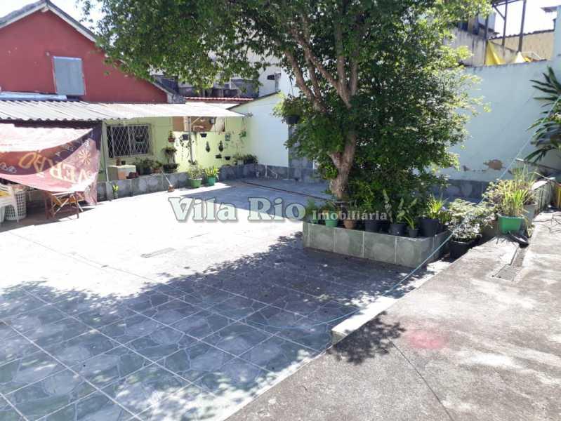 Quintal1.1 - Casa 4 quartos à venda Vaz Lobo, Rio de Janeiro - R$ 420.000 - VCA40023 - 22