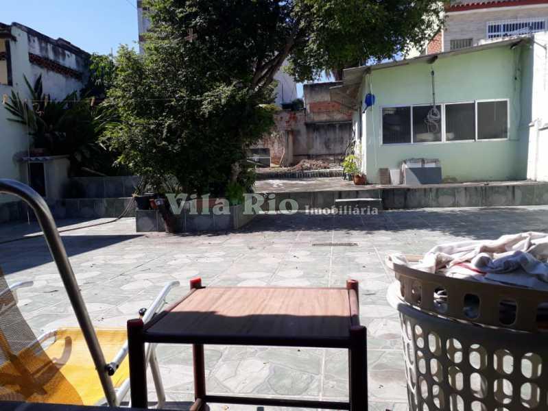 Quintal1 - Casa 4 quartos à venda Vaz Lobo, Rio de Janeiro - R$ 420.000 - VCA40023 - 26
