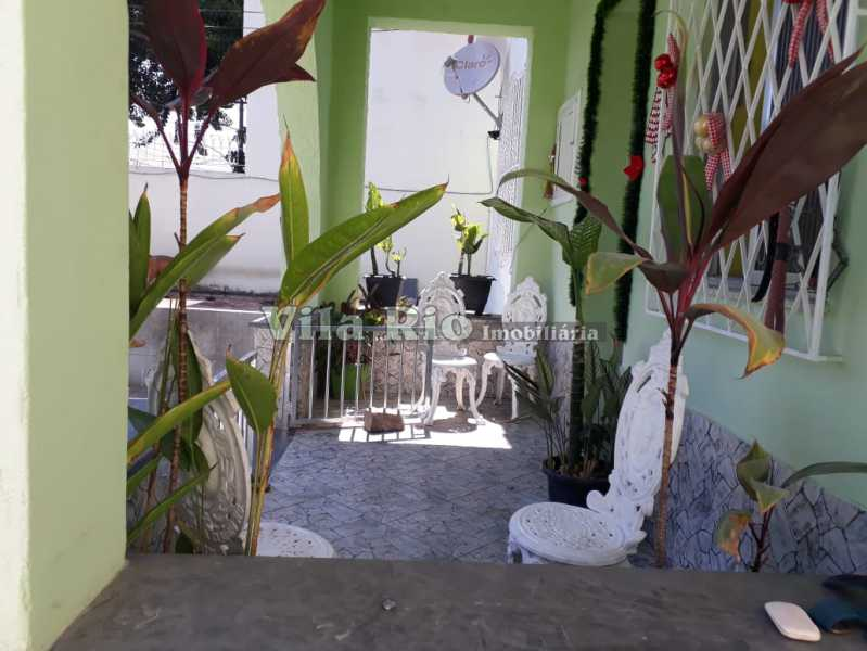 Varanda - Casa 4 quartos à venda Vaz Lobo, Rio de Janeiro - R$ 420.000 - VCA40023 - 29