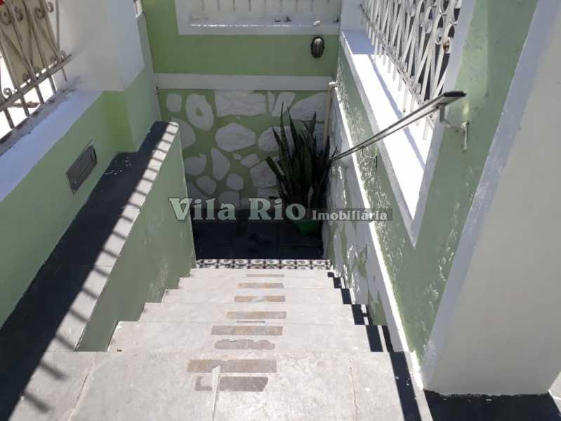 Frente1 - Casa 4 quartos à venda Vaz Lobo, Rio de Janeiro - R$ 420.000 - VCA40023 - 31