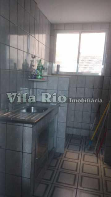 COZINHA - Apartamento 2 quartos para alugar Irajá, Rio de Janeiro - R$ 900 - VAP20353 - 17