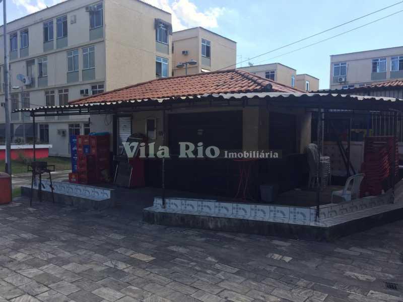 ÁREA EXTERNA 1 - Apartamento 2 quartos para alugar Irajá, Rio de Janeiro - R$ 900 - VAP20353 - 18