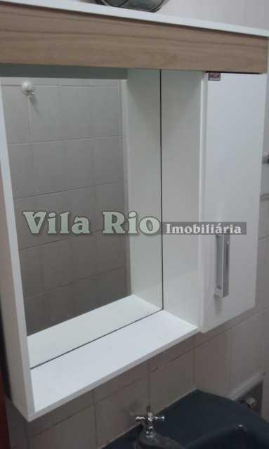 Armário do banheiro - Apartamento 2 quartos à venda Madureira, Rio de Janeiro - R$ 115.000 - VAP20359 - 11