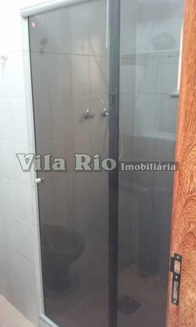 Banheiro.3 - Apartamento Madureira, Rio de Janeiro, RJ À Venda, 2 Quartos, 60m² - VAP20359 - 12