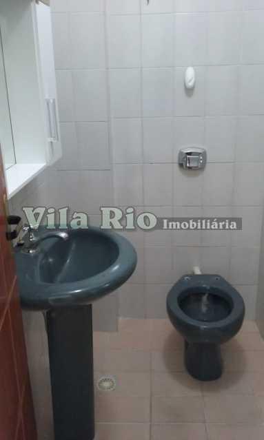 Banheiro - Apartamento Madureira, Rio de Janeiro, RJ À Venda, 2 Quartos, 60m² - VAP20359 - 13